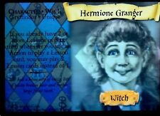 Harry Potter Trading Card Game HERMIONE GRANGER 9/116 Adult Owned Near Mint HOLO