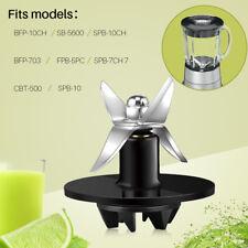 Blade Cutter Replace For Cuisinart Blender SPB-456-2B BFP-10CH PowerBlend 600