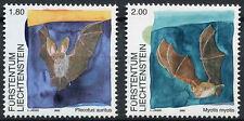 Liechtenstein 2005 SG#1388-9 Bats MNH Set #D2092