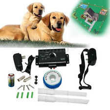 Underground Electric Dog Fence Wireless Shock Collar Waterproof Hidden System