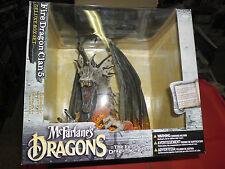 MODELLINO DA COLLEZIONE- MC FARLANE'S DRAGONS fire dragon clane 5-deluxe box set