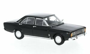 FORD P7a 17m - 1967 - black - NEO 1:43