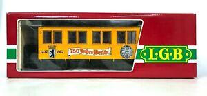 LGB 3060B Berlin Passenger Coach G Scale