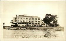 Cape Porpoise Me Langsford House Real Photo Postcad