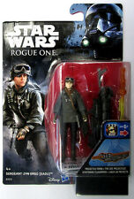 Star Wars Rogue One Sergeant Jyn Erso EADU 3.75-inch Action Figure HASBRO