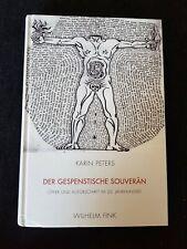 DER GESPENSTISCHE SOUVERÄN - Karin Peters