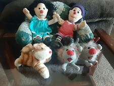 Loonette Big Comfy Couch Playset Complete, 1997 Rare