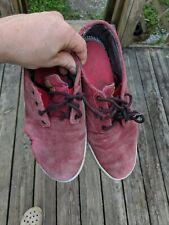 Worn Skate Shoes