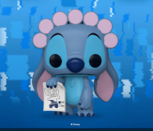LILO & STITCH WITH DRAWING NYCC 2021 FALL CONVENTION FUNKO Pop Vinyl PREORDER