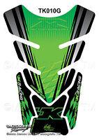 Kawasaki zx6r zx9r zx10r etc zxr Motorcycle Tank Pad Motografix 3D Gel Protector