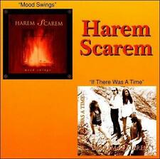 HAREM SCAREM-MOOD SWINGS / IF THERE WAS A TIME  2011 cd  2  on 1