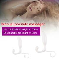 Rhinios Manual Prostate Massager DX-1 and EX-2 - Medical Prostate Massager