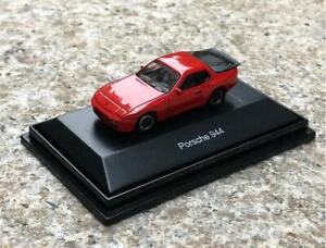 1/87 Alloy die-casting car model Porsche 911 S 944 series car model