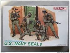 maquette de soldats US NAVY SEALS 1/35