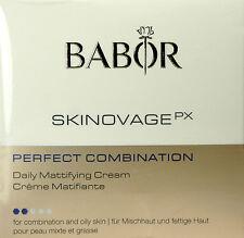 Babor Skinovage Perfect Combination Daily Mattifying 50ml(1.7oz) Cream BRAND NEW