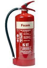 6 Litre Foam Fire Extinguisher Thomas Glover Firepower