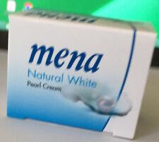 MENA Pearl Cream Natural White 5 x 3g Each Whitening Dark Spot- Shipping to US
