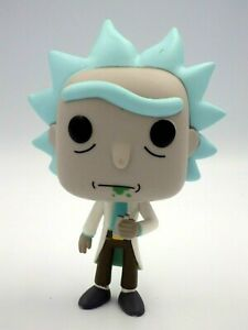 Figurine Funko Pop! Rick And Morty Rick 5 1/8in Loose