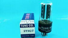 TUNG SOL 5Y3 GT NOS NIB VACUUM TUBE
