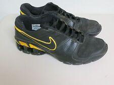 Nike Impax Atlas Black/Yellow US Mens Size 13, Used