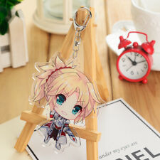 Fate/Apocrypha Mordred  Key Chain Pendant  New