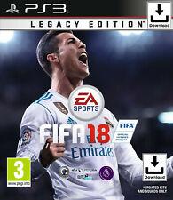 FIFA 18 - PS3 📥