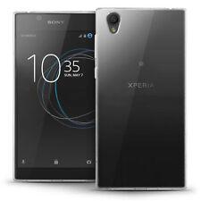 Étuis, housses et coques transparents Sony Xperia L en silicone, caoutchouc, gel pour téléphone mobile et assistant personnel (PDA)