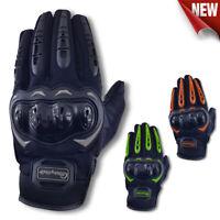 Motorcycle Gloves Anti Slip Motorbike Racing Street Durable Motocross
