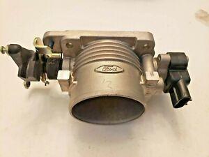 NOS GENUINE FORD F8AZ-9E926-AB Throttle Body TPS 1998-04 CROWN VICTORIA MUSTANG