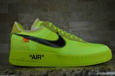 BRAND NEW Nike X Off-White Air Force 1 Low Volt  Size 13 (AO4606-700)