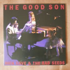 NICK CAVE & THE BAD SEEDS The Good Son vinyl LPSEEDS6 EX