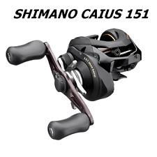 Novita' Mulinello Shimano Caius 151 HG B casting economico ma performante