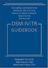 New, DSM-IV-TR Guidebook, etc., Frances, Allen J., Book