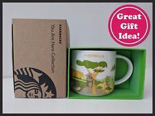 Starbucks Australia 'You Are Here' (YAH) 14oz Ceramic Collectors Mug