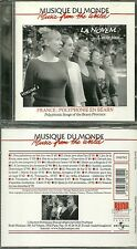 RARE / CD - FRANCE : POLYPHONIE EN BEARN / CHANTS TRADITIONNEL / COMME NEUF