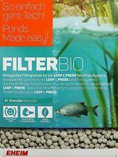 EHEIM filtros Bio 2516101 biológico filtergranulat 2l para estanques 11,48 €/L