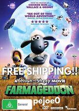 Farmageddon DVD Reg 4 FREE POSTAGE (2019) Brand New! Sealed!