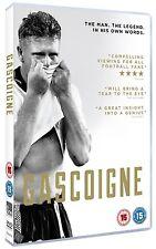 Gascoigne [DVD] *NEU* Paul Gascoigne Doku England Gazza