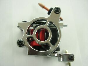 tattoo machine, the wheel colour packer or shader you choose ,set up ready