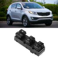 93570-3W000 Front Left Power Window Switch Button 16Pin Fits for Kia Sportage