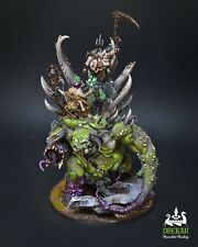 The GLOTTKIN nurgle  ** COMMISSION ** pro painting Age of Sigmar