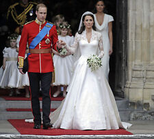 Catherine, Duchess of Cambridge & Prince William UNSIGNED photo - H5978