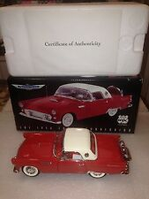 Wix Collectibles 1956 Ford Thunderbird With Coa