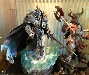 Arthas - Lich King - Sideshow Collectibles Maquette Statue World Warcraft