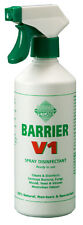 BARRIERA V1 spray disinfettante x 500 ml-prodotti per animali domestici