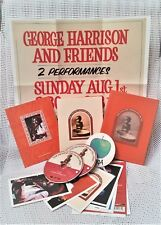 [2DVD+Book+Poster+Cards+Box] George Harrison The Concert for Bangladesh