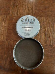 Mittelbraun wachs /middle brown wax