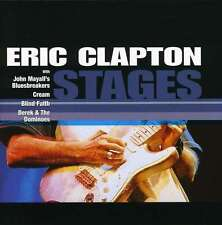 Stages - Eric Clapton CD SPECTRUM INT.