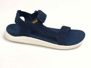 TEVA Navy TERRA FLOAT 2 KNIT UNIVERSAL STRAPPY SANDALS Men's Shoes 1091592 New