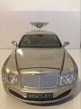 Bentley Mulsanne Beige Metallic Rastar 43800 Scale 1:18 NEW